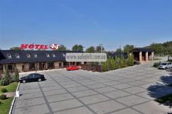 Отель «4x4» Ровно