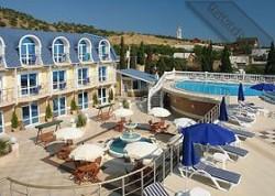 Гостиница «Арго» Алушта