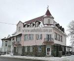 Гостиница «Арніка» Делятин
