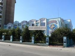 Гостиница «Авианосец» Чортков