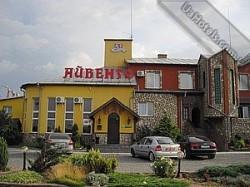 Гостиница «Айвенго» Ровно
