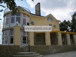 Гостиница «Бульварная горка» Феодосия