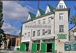 Гостиница «Цезарь» Николаев