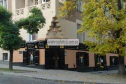 Ресторан «Черный кот» Львов
