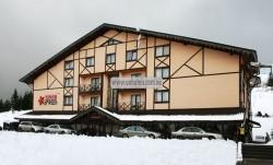 Гостиница «Червона Рута» Буковель