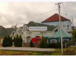 Гостиница «Дельфин» Мукачево