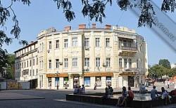 Гостиница «Дерибас» Одесса
