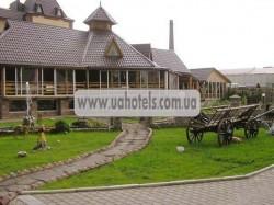 Гостиница «Диканька» Тернополь