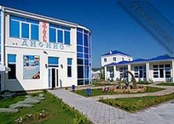 Гостиница «Дионис» Севастополь