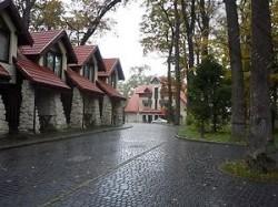 Гостиница «Древний Град» Львов