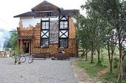 Гостиница «Эко-садыба» Ивано-Франковск