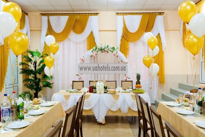 Бюджетное кафе для свадьбы