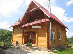 Гостиница «Фиривка» Микуличин