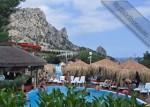 Гостиница «Голубой залив» Симеиз