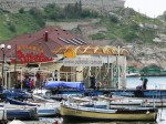 Ресторан «Избушка рыбака» Крым