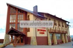 Гостиница «Камелот» Тернополь
