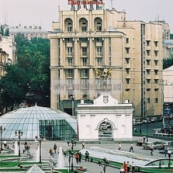 Гостиница «Казацкая (на Площади Независимости)» Киев