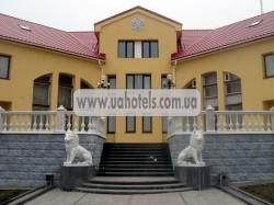 Гостиница «Кемпинг» Ровно