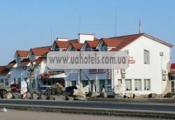 Гостиница «Хутор» Ровно