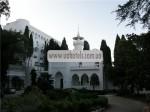 Гостиница «Кичкинэ» Гаспра