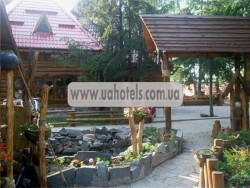 Гостиница «Колыба» Житомир