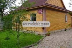 Гостиница «Коттедж в Карпатах» Делятин