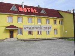 Отель «Кремень» Кременец