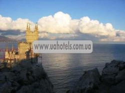 Ресторан «Ласточкино гнездо» Крым