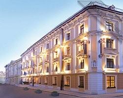 Гостиница «Леополис» Львов