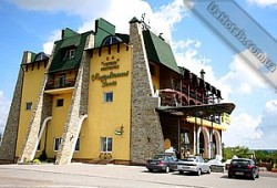 Отель «Меджибожский Замок» Хмельницкий
