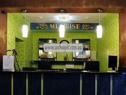 Отель «МелРоуз» Ровно