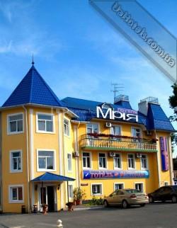 Отель «Мрия» Черновцы