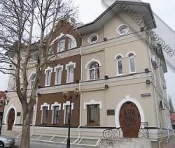 Гостиница «Мускат» Херсон