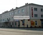 Гостиница «Нежин» в Нежине