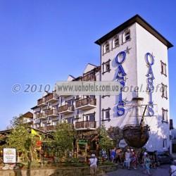 Гостиница «Оазис» Евпатория