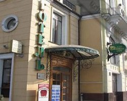 Гостиница «Октябрьская» Одесса