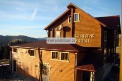 Гостиница «Панорама Карпат» село Яблуница, Яремчанский район