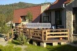 Ресторан «Перлына Карпат» Славское