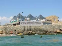 Гостиница «Пирамиды у моря» Евпатория