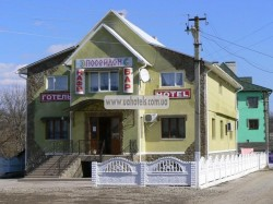 Мотель «Посейдон» Хотин
