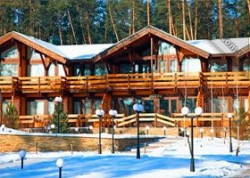 Гостиница «ПриЛесное» Луганск