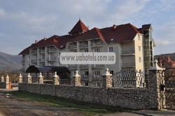 Гостиница «Рейкарц» Поляна