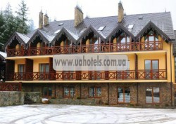 Гостиница «Рубель» Яремче