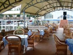 Ресторан «Санта-Круз» Алушта