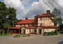 Гостиница «Серебряные журавли» (Срібні лелеки) Луцк