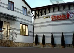 Гостиница «Страйк» Винница