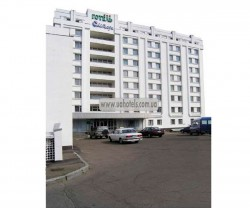 Гостиница «Свитязь» Луцк