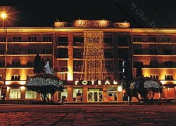 Гостиница «Тернополь» Тернополь