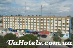 Гостиница «Центральная» Северодонецк, Луганская область