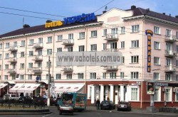 Гостиница «Украина» Чернигов